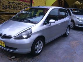 Honda Fit 1.4 Lxl Mt 2005 Única Dona