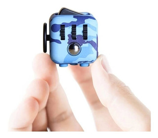 Fidget Cube Camo Ed Especial (promo)