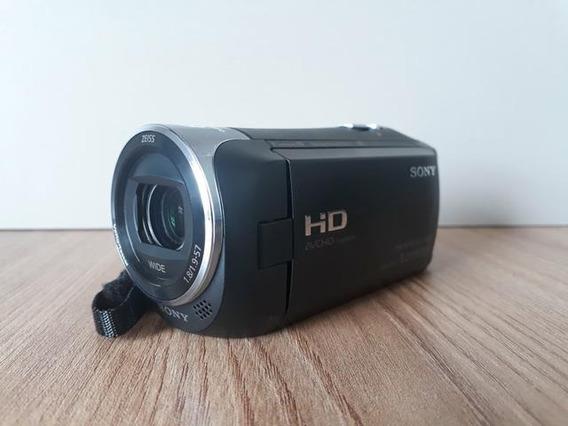 Filmadora Handycam Sony Hdr-cx440 Hd