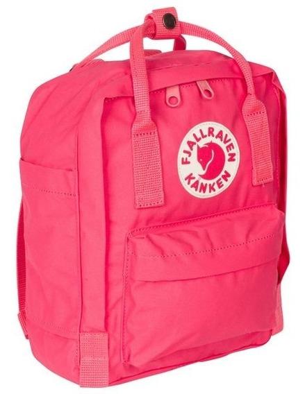 Mochila Fjallraven Kanken Backpack Mini Original Chica