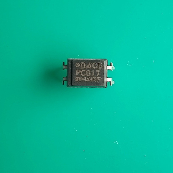 Pc817 Circuito Integrado Optoacoplador ( Kit C/40 Unidades)