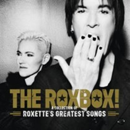 Roxette Roxbox Cd It Import