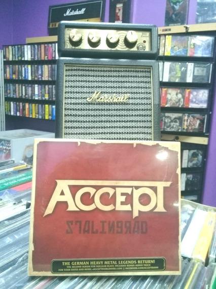 Accept- Stalingrad. Cd Usa.