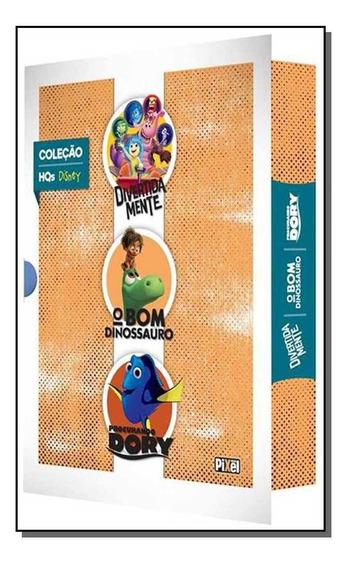 Box Hqs Disney 2 - Pixel