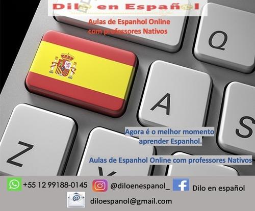 Aulas De Espanhol Online