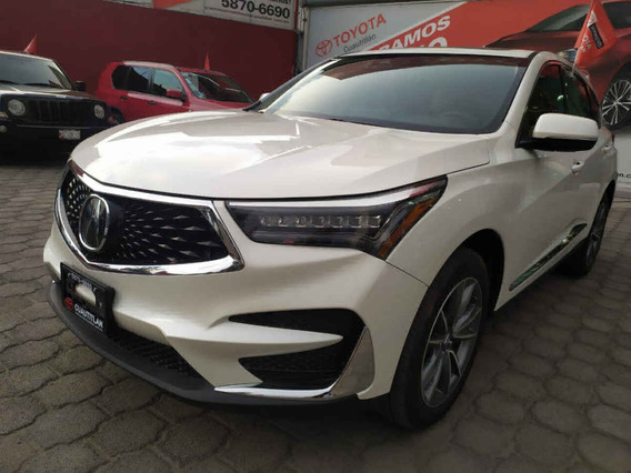 Acura Rdx 2019 5p Tech L4/2.0/t Aut