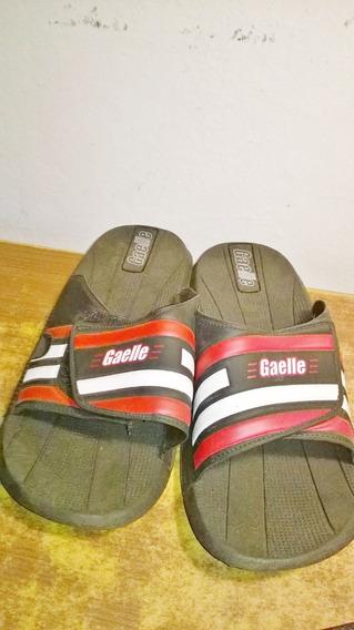 Ojotas Chinelas Gaelle 40/41 Nuevas Originales Oferta!!!!!