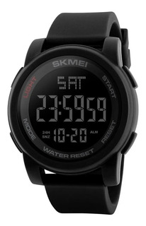 Reloj Cronometro Hombre Skmei 1257 Deportivo Led