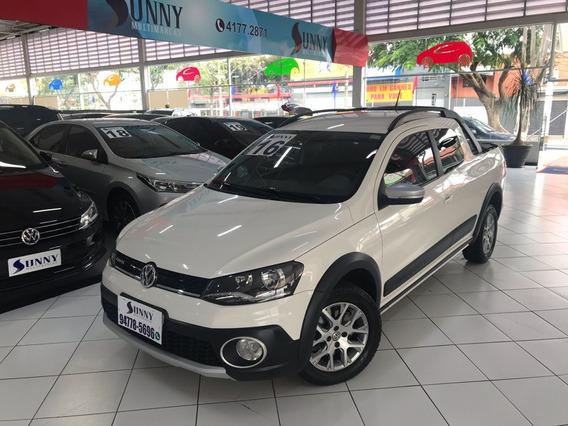Volkswagen Saveiro Cross 1.6 T.flex 16v Cd 2016
