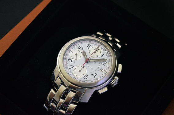 Baume Mercier Mv045216 Capeland Stainless Steel Ss Automatic