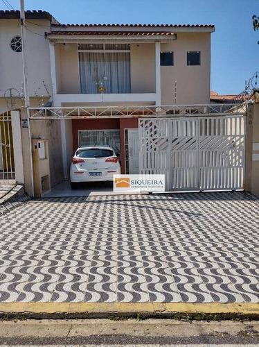 Imagem 1 de 30 de Casa Com 3 Dormitórios À Venda, 130 M² Por R$ 580.000 - Vila Trujillo - Sorocaba/sp - Ca2124