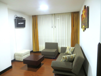 Departamento Amoblado Para Vacaciones, Centro Norte De Quito