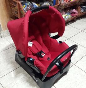 Bebê Conforto Safety 1st One Safe + Base. Vermelho