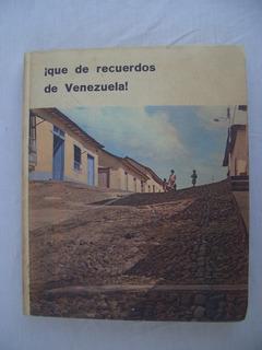 Que De Recuerdos De Venezuela Armas - Gasparini