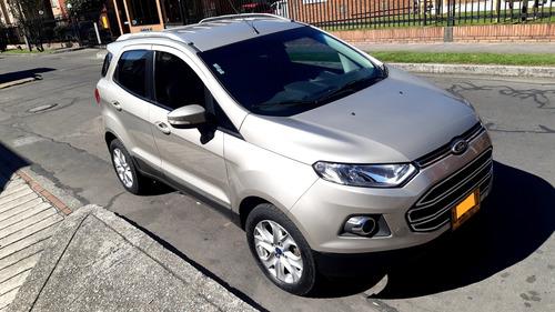 Ford Ecosport Titanium Aut