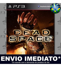 Dead Space 1 Ps3 Envio Imediato Midia Digital
