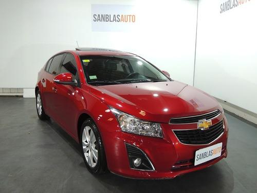 Chevrolet Cruze 2014 Ltz 5p At 2.0 Clima Abs San Blas Auto