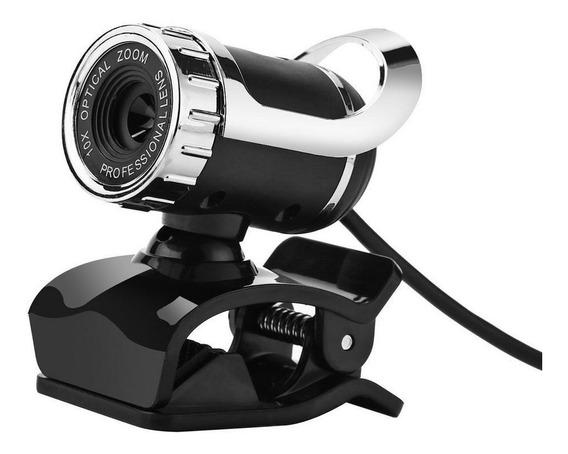 Webcam 360 Graus Rotatable 12 Milhão Pixels Hd Computador Câ
