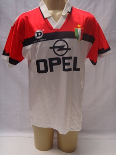 Camisa De Futebol Do Ac Milan Opel Dellerba - (mc13)