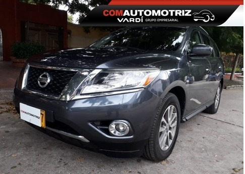 Nissan Pathfinder Sense Id 37712 Modelo 2015