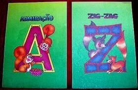 Papeis De Carta Cristina-série Alfabeto Completo & Outros