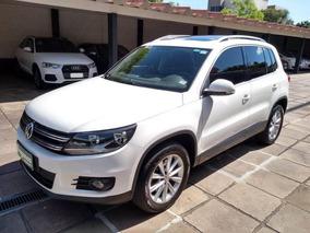 Volkswagen Tiguan 2.0 Tsi 4motion 2014 Branca Gasolina