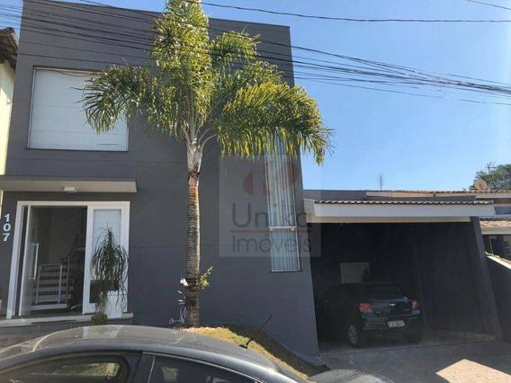 Casa Residencial À Venda, Condomínio Itatiba Country Club, Itatiba. - Ca1119