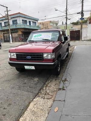 Ford F1000 4x4 Turbo Ss