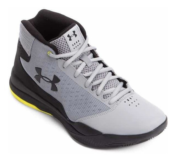 Tênis Under Armour Jet 2017 Basquete Original