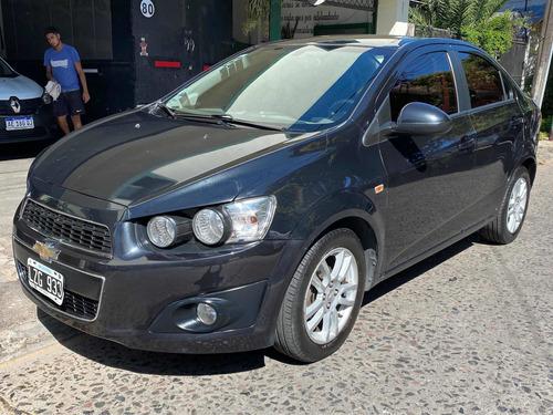 Chevrolet Sonic 1.6 Lt 2012 100% Financiado En Cuotas