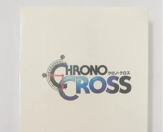 Chrono Cross Ost Original Soundtrack