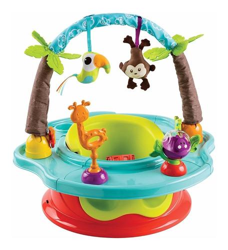 Summer Infant Deluxe Superseat Wild Safari Silla Comedor