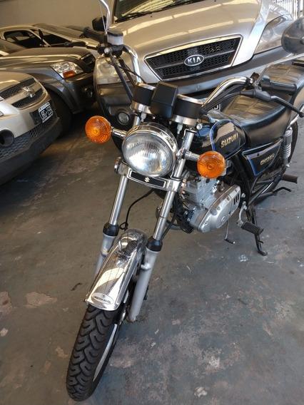 Suzuki Gn 125 Im-pe-ca-ble !!!