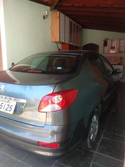Peugeot 207 Passion 1.4 Xr Sport Flex 4p 2011