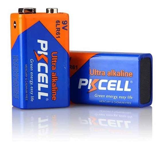 Pila Bateria 9v Cuadrada Juguete Control
