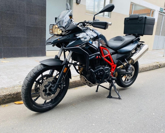 Bmw 700 Gs M 2017 Mt 850