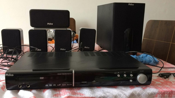 Home Theater Philco Pht 777 Hdmi- Usb - E Mp3 800 Wts
