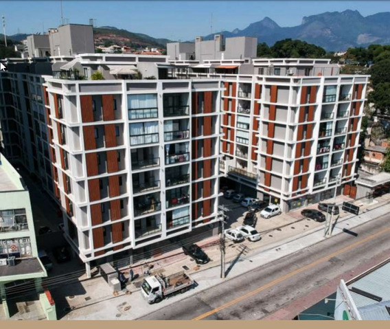 Apartamento Em Tanque, Rio De Janeiro/rj De 61m² 2 Quartos À Venda Por R$ 255.000,00 - Ap18357