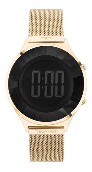 Relógio Technos Digital Bj3572aa/4p - 12x S/j Frete Grátis
