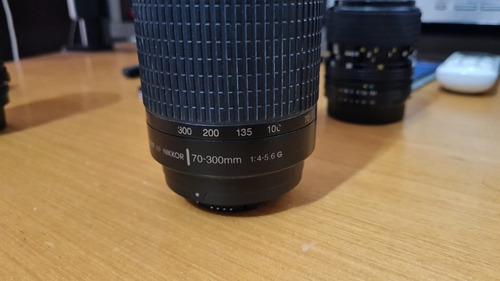 Lente Nikon 70-300mm F/4-5.6g