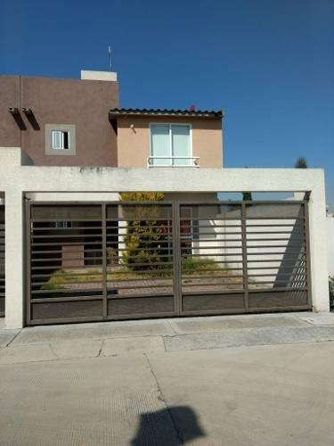 Casa En Renta, Villas Toscana, Toluca