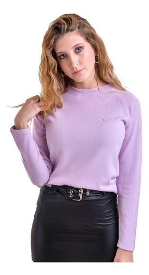 Sweater Cuello Redondo Dama- Mauro Sergio Sweaters- Art 398