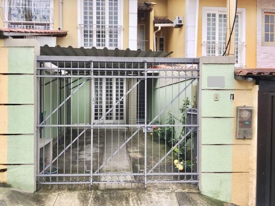 Caonze/nova Iguaçu, Casa Independente Com 3 Quartos Sendo 1 Suíte, 3 Banheiros E Garagem. - Ca00617 - 34134756