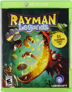 ..:: Rayman Legends ::.. Para Xbox One A Meses Sin Intereses