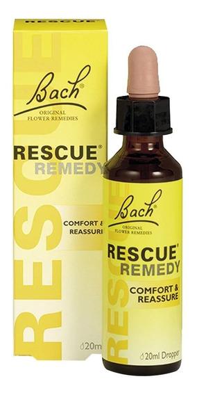 Rescue Remedy Día Zen Flores De Bach 100% Original
