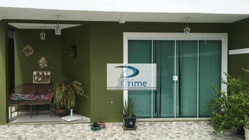Casa Com 3 Dormitórios À Venda, 160 M² Por R$ 710.000,00 - Maravista - Niterói/rj - Ca0669