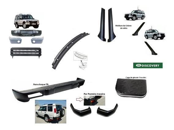 Parachoque Dt + Tr + Acessorios Land Rover Discovery 2 03/04