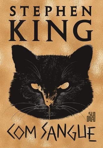 Livro Com Sangue - Stephen King