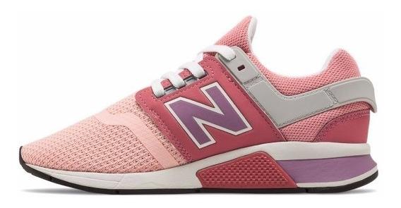 Tenis New Balance 247 Pink P