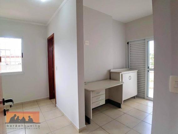 Kitnet Com 1 Dormitório Para Alugar, 27 M² Por R$ 1.700,00/mês - Cidade Universitária - Campinas/sp - Kn0453